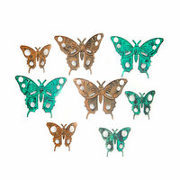 Prima - Finnabair - Mechanicals - Scrapyard Butterflies