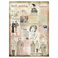 Prima - Finnabair - Tissue Paper Sheet - Moda