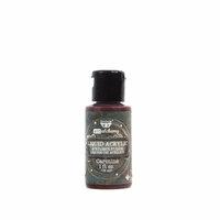Prima - Finnabair - Art Alchemy - Liquid Acrylic Paint - Carmine