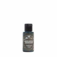 Prima - Finnabair - Art Alchemy - Liquid Acrylic Paint - Emerald