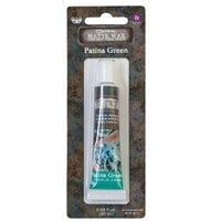 Prima - Finnabair - Art Alchemy - Matte Wax Paste - Patina Green