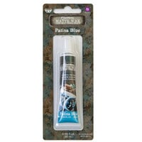 Prima - Finnabair - Art Alchemy - Matte Wax Paste - Patina Blue