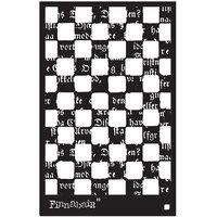 Prima - 6 x 9 Stencils - Mind Games
