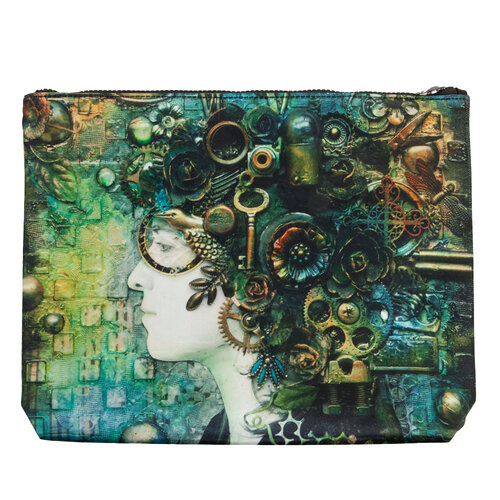 Prima - Art Basics Collection - Big Art Pouch - Once