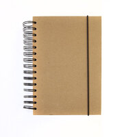 Prima - Art Daily Collection - 5.5 x 8 Chipboard Journal