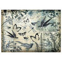 Prima - Art Daily - Decorative Paper - Wilderness