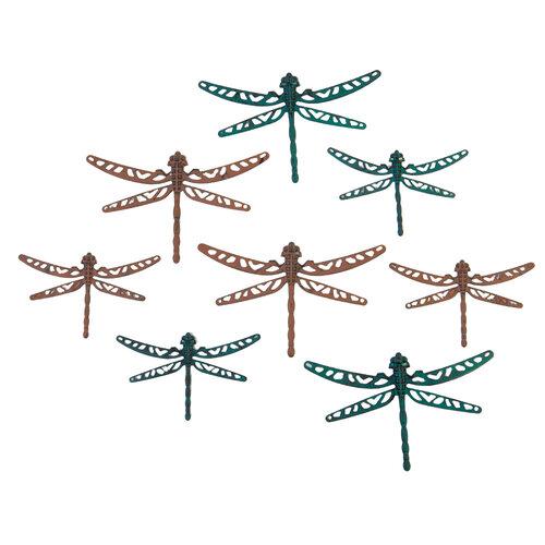 Prima - Finnabair - Mechanicals - Scrapyard Dragonflies