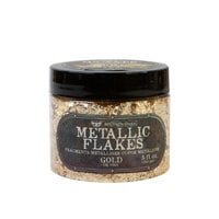 Prima - Art Ingredients - Metallic Flakes - Gold