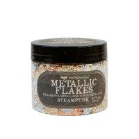 Prima - Art Ingredients - Metallic Flakes - Steampunk