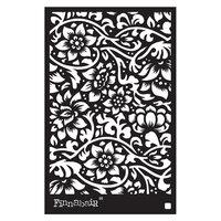 Prima - Finnabair 6 x 9 Stencils - Bindweed Wallpaper