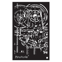 Prima - Finnabair 6 x 9 Stencils - Machinery