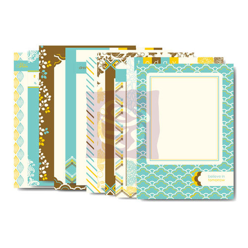 Prima - Wishes and Dreams Collection - Cardstock Artist Trading Cards
