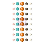Prima - Pocket Book Pad Collection - Marble Gems