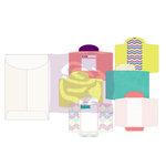 Prima - Wishful Thinking Collection - Envelope Pad