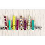 Prima - Wishful Thinking Collection - Canvas Wood Clips