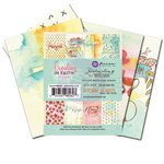 Prima - Creating In Faith Collection - 3 x 4 Journaling Cards