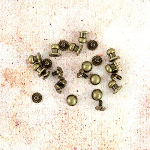 Prima - Memory Hardware - Chantilly Metal Knobs