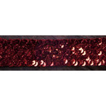Prima - Memory Hardware - Sequin Trim - Ruby