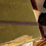 Prima - Memory Hardware - Bordeaux Lumière Antique Chain - Antique Copper