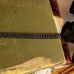 Prima - Memory Hardware - Montagnac Antique Cord Chain - Antique Brass