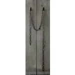 Prima - Memory Hardware - Cote d Azur Antique Rope Chain - Antique Copper - 1 Yard