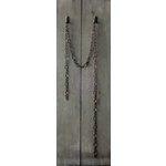 Prima - Memory Hardware - Cote d Azur Antique Rope Chain - Antique Copper - 1 Yard