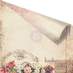 Prima - Tales of You and Me Collection - 12 x 12 Double Sided Paper - Belles Mélodies d'amour