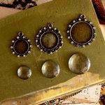 Prima - Memory Hardware - Vintage Trinkets - Bourdeilles