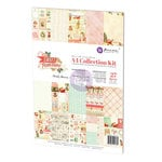 Prima - Sweet Peppermint Collection - Christmas - A4 Collection Kit