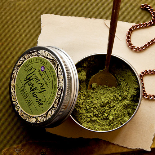 Prima - Memory Hardware - Artisan Powder - French Sage