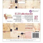 Prima - Love Clippings Collection - 6 x 6 Collection Kit