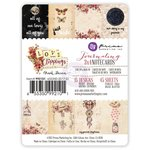 Prima - Love Clippings Collection - 3 x 4 Journaling Cards