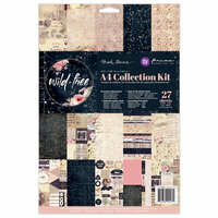 Prima - Wild and Free Collection - A4 Collection Kit