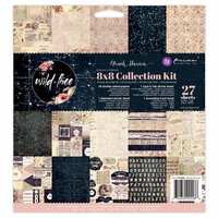 Prima - Wild and Free Collection - 8 x 8 Collection Kit