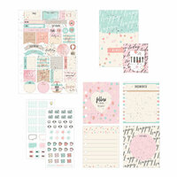 Prima - My Prima Planner Collection - Frank Garcia - Goodie Pack with Foil Accents