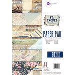 Prima - St. Tropez Collection - A4 Paper Pad