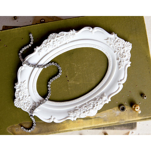 Prima - Memory Hardware - Resin Frames - Chantilly Royal