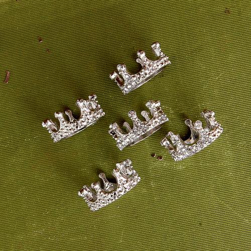 Prima - Memory Hardware - French Regalia - Crowns II