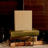 Prima - Memory Hardware - Chipboard Album - Tiny