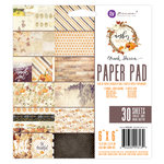 Prima - Amber Moon Collection - 6 x 6 Paper Pad