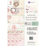 Prima - Santa Baby Collection - Christmas - A4 Paper Pad