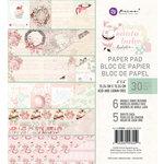 Prima - Santa Baby Collection - Christmas - 6 x 6 Paper Pad