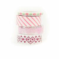 Prima - Santa Baby Collection - Christmas - Decorative Tape