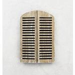 Prima - Memory Hardware - Parisian Arch Shutters