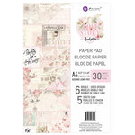 Prima - Love Story Collection - A4 Paper Pad