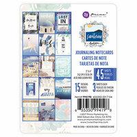 Prima - Santorini Collection - 3 x 4 Journaling Cards