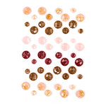 Prima - Love Story Collection - Say It In Crystals - Self Adhesive Jewels