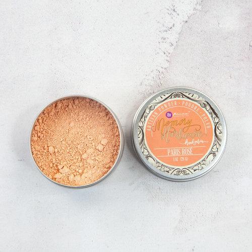 Prima - Memory Hardware - Artisan Powder - Paris Rose