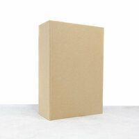Prima - Memory Hardware - Chipboard Album - Grand Tall