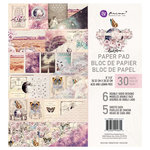 Prima - Moon Child Collection - 8 x 8 Paper Pad